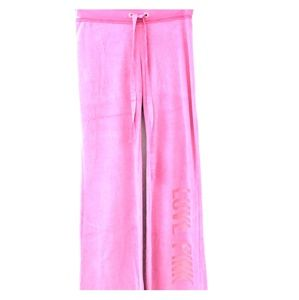 Pink - cozy flare pant